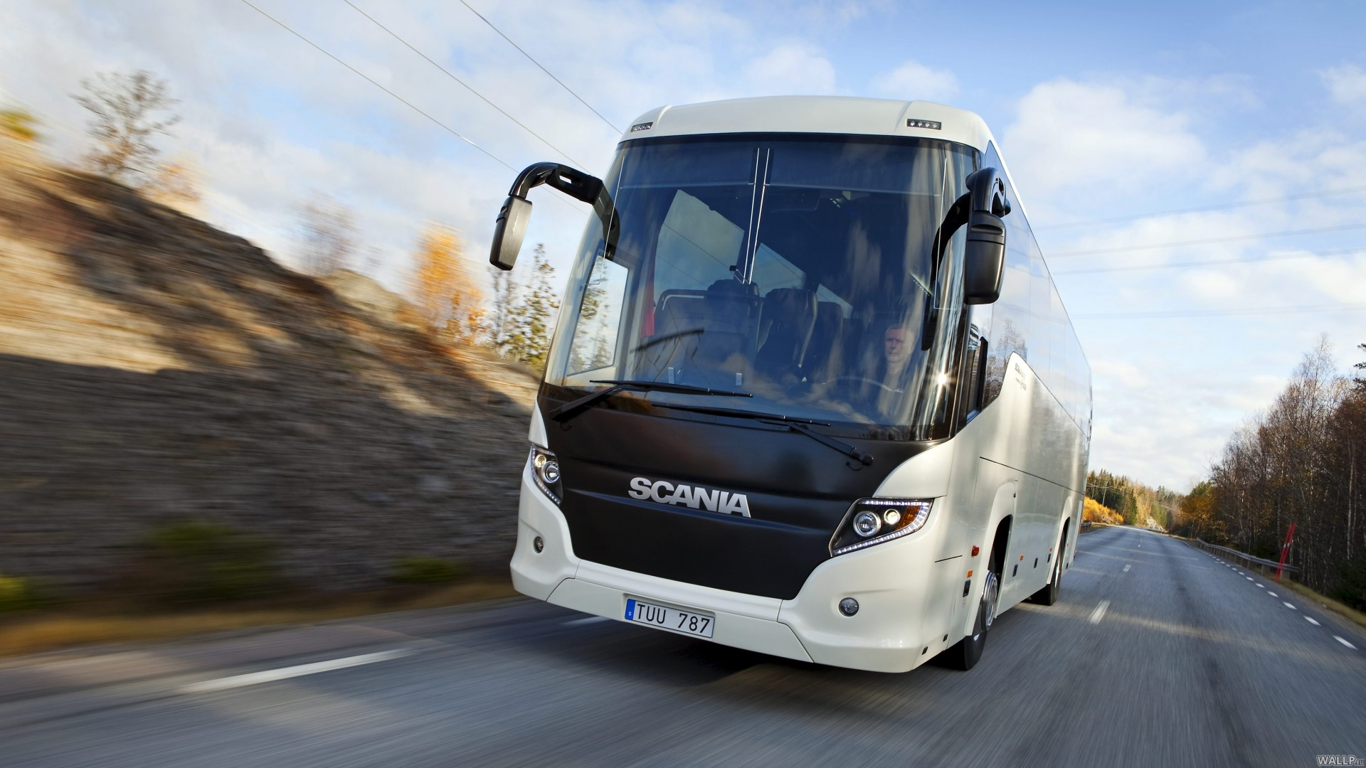 Scania Liaz Cruise