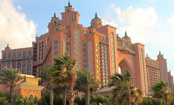 Atlantis The Palm 5*, Дубай, ОАЭ